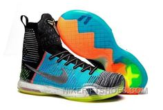 """d56936599310 Nike Kobe 10 Elite High SE """"What The"""" Multi-color Reflective Silver For  Sale Online P7FZzfC"""