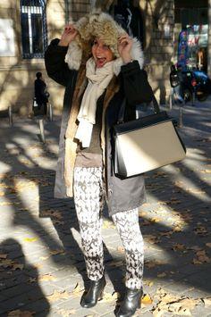 Parka Salomon, slim Isabel Marant pour H&M