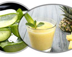 ¡Evita la retención de líquidos y adelgaza rápidamente con este #Batido!