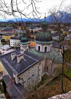 Pfarramt Nonntal St Erhard, Salzburg, Austria