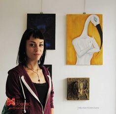 Melissa Romagnani – Il Melograno Art Gallery – 28/01 03/02
