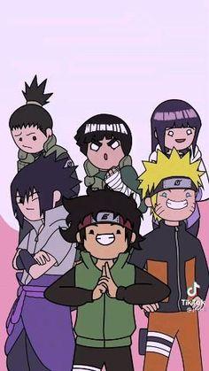 Naruto Konoha Squad Creator: jedd.i from TikTok