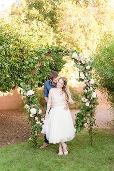 Phoenix, Arizona styled engagement session » Missy Rich Photography