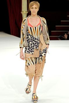 Kenzo | Spring 2011 Ready-to-Wear Collection | Style.com
