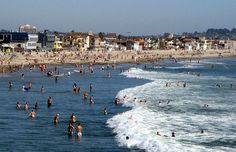 Lived 5 yrs in Carlsbad- a beach community 25 miles north of the city of San Diego.....go, you will NOT regret it!
