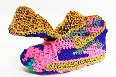 Zapatos de Crochet   olek