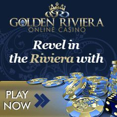 """30 Free Spins on """"Bust the Bank"""" and $/€/£2500 FreePlay by Golden Riviera Casino – Microgaming – exclusive offer!"""