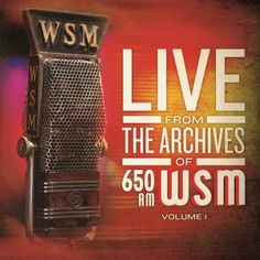 Full-Length album of AM 650 WSM in-studio performances set for June 25th release