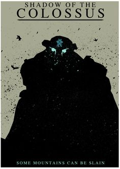 SHADOW OF THE COLOSSUS (A3 w/ border) by ~AnimusMedia on deviantART