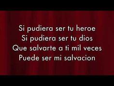 Si pudiera ser tu heroe por Enrique Iglesias - Imperfecto del Subjuntivo