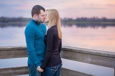 Sunset kiss on the lake Photo By Eternal Light Photography