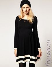 cheap, cute maternity clothes - ASOS -I think this is cute even for non-maternity time