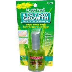 Nutra Nail Growth Formula Plus Green Tea and Acai Berry 045 oz ...