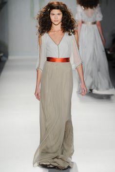 Jenny Packham (Colección SS 2014) #MBFWNY #weddingguest #vestidodefiesta #vestidosinvitadas #tendenciasdebodas