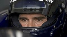Damon Hill - who could mistake those eyes.
