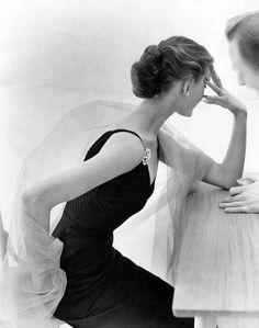 Model Susan Abraham.