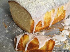 Zauberhaftes Küchenvergnügen: Zitronen-Kokoskuchen