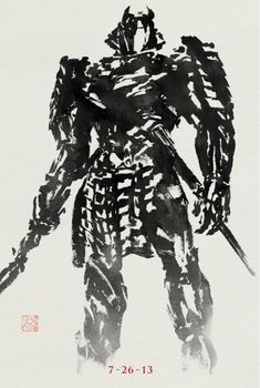 The Wolverine Movie Poster. A new poster for director James Mangold's The Wolverine featuring villain Silver Samurai. The Wolverine stars Hugh Jackman The Wolverine, Wolverine Poster, Wolverine Movie, Wolverine Character, Silver Samurai, Downton Abbey, Wolverine Imortal, Marvel Dc, Poster