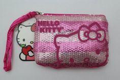 Hello Kitty Shimmery Coin Purse Sanrio…