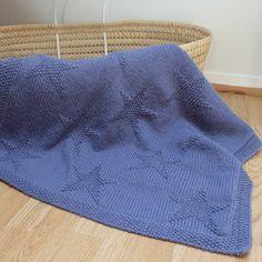 Couverture bébé étoilée  Tuto gratuit  Diy Couverture Bébé, Couverture Bébé  Laine, Tuto 102313b8f19