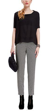 Catalogue vetements femme - Site officiel Morgan de toi - pantalon 55 e