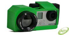 Dual FLIR/HD Camera options.