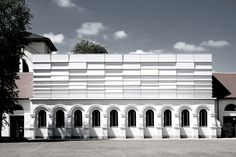 EQUITONE facade panels: K�then concert hall