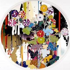 Takashi Murakami  #BID #BeforeIDieUA #BIDTucson
