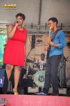 Soothing, wasn't it? #JazzNCreole 2014 Flashback.