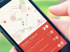 Functions: It has a app that shows where the congested areas are around the user. So they can avoid the areas where they may feel uncomfortable or get panic attacks.