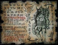 Armored Demon by MrZarono