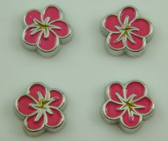 4pcs hot sell floating charm for Origami owl Living locket accessories charm c21
