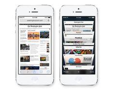 טאבים מקבילים באייפון