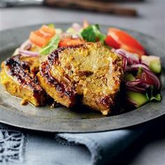 Devilled lamb chops recipe. This is Anglo-Indian food at its finest. Grill the chops, or add them to a range of dishes for your next barbecue.