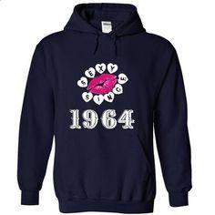 sexy since 1964 - #tee trinken #sweatshirt dress. BUY NOW => https://www.sunfrog.com/Birth-Years/sexy-since-1964-5360-NavyBlue-11162040-Hoodie.html?68278