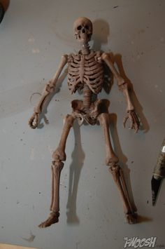 Skeleton, Action Figures, Shops, Statue, 3d, Printed, Painting, Accessories, Tents