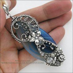 Unbelievably intricate!    Anna Mroczek - Exclusive Jewelry
