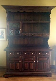 Old Hutch, New Life! - I am sure you have seen many of these hutches before, and your response maybe similar to mine....YUCK! After all they are a bit dated and…