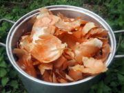 Natural Dyes - Yellow Onion Skins – Folk Fibers - boil and sit for a few days. then reboil and dye prewet fabric. Onion Benefits Health, Tea Benefits, Health Remedies, Home Remedies, Natural Dye Fabric, Natural Dyeing, Cure Diabetes, Peeling, Healthy Living Tips
