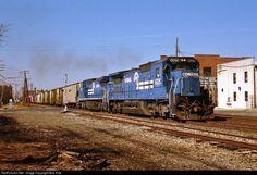 RailPictures.Net Photo: CR 6025 Conrail GE C40-8 (Dash 8-40C) at Lebanon, Pennsylvania by Bob Kise