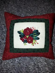 Small lavendel cushion