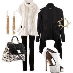 Black & White - Fashion