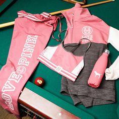 Victoria's Secret PINK back to school 2016 #pinknation                                                                                                                                                                                 More