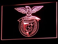 Lisbon S.L. Benfica LED Neon Sign
