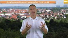 Herbert Herrmann HHImmobilien: den Notarvertrag (Wohnung) verstehen 5 vo...