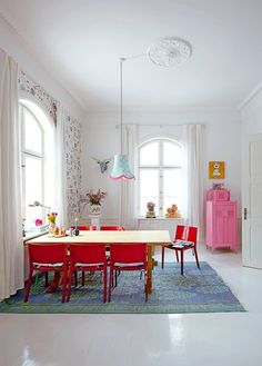 Charlotte and Philippe Gueniau's home in Denmark | photo by Christophe Dugied | as seen in Marie Claire Maison