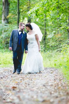 Katherine's Daughter Events- Rustic Wedding. The beautiful couple. Photo by Dalton Photography