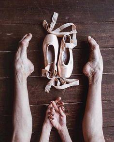 Photograpy: Ballet Photographer Darian Volkova