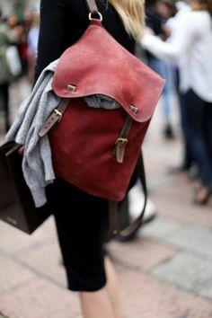 7da395c2f5 Les 8 meilleures images de Sac à dos femme | Backpack, Backpack bags ...