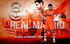 Iker Cassilas Real Madrid 2012 2013 HD Football Wallpapers